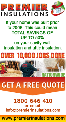 BER Insulation Company Sligo